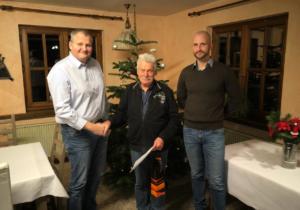 Mitgliederversammlung und Grünkohlessen CDU-Elpe/Heinrichsdorf mit dem Jubilar Reinhard Hedrich