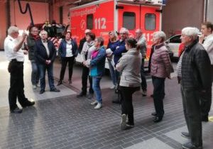 CDU Wulmeringhausen besucht das Zentrum für Feuerschutz und Rettungswesen des Hochsauerlandkreises