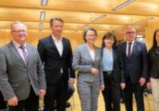 Veranstaltung mit Frau Ministerin Ina Scharrenbach!